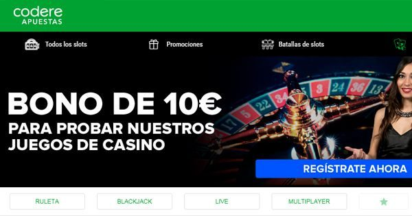 codere es registro