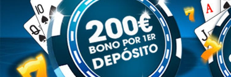 Bono de bienvenida de hasta 1000€ + 10€ en William Hill Casino