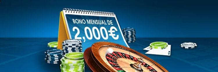 Wh casino bono