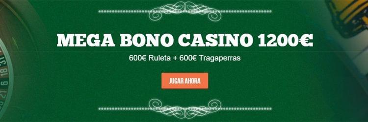 Bono paf casino
