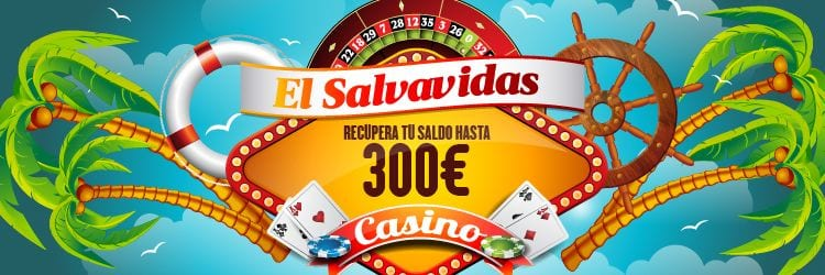 Casino salvavidas