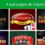 Juegos casino codere