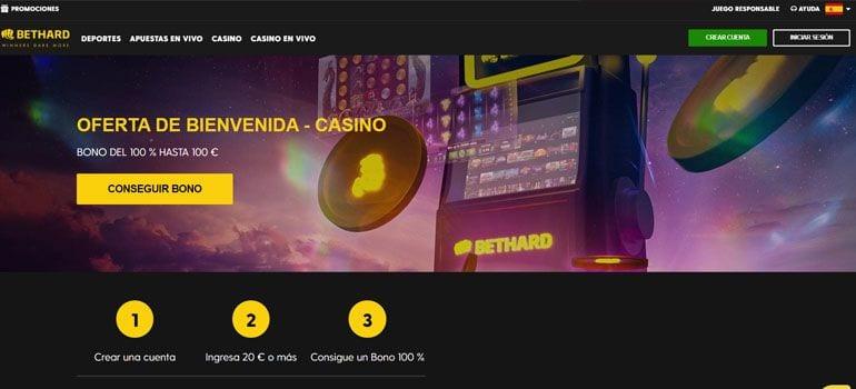 Bethard bono casino