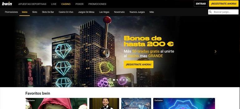 Bwin bono casino