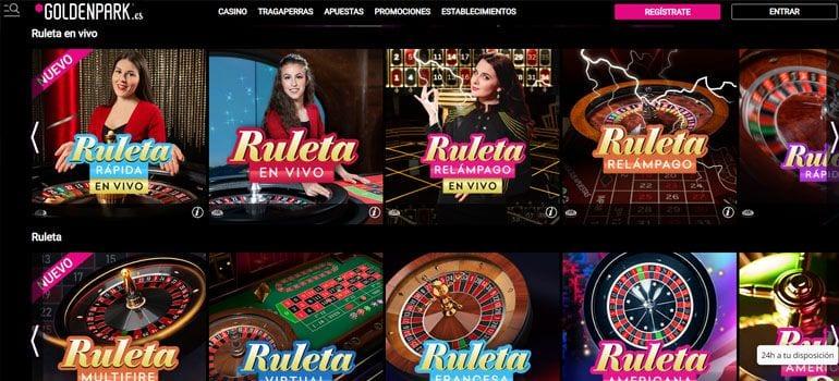 goldenpark casino