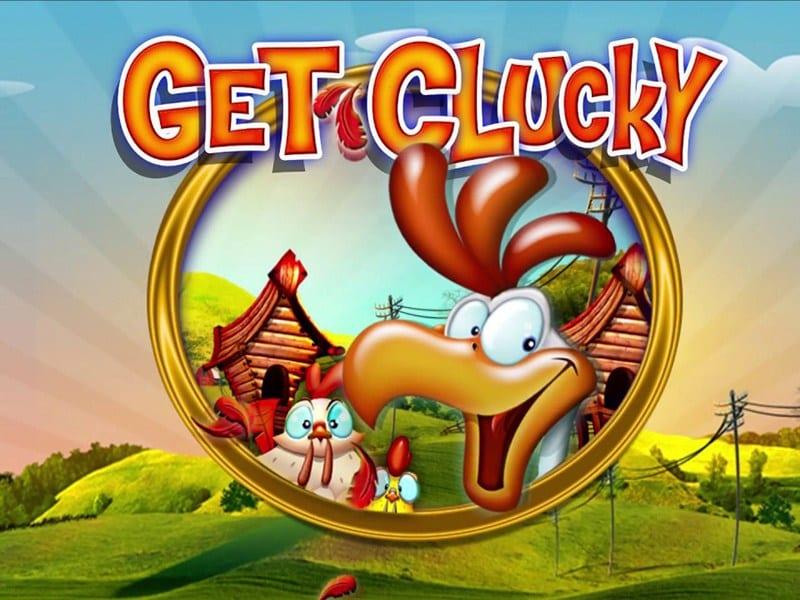 Tragaperras online Get Clucky