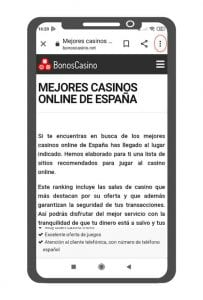 android apps casino